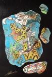 Obras de arte: America : México : Tlaxcala : Tlax : Sacerdote Jaguar