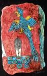 Obras de arte: America : México : Tlaxcala : Tlax : Quetzalito