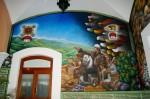 Obras de arte: America : México : Tlaxcala : Tlax : Los dias serenos de Morelos en Tehuacan