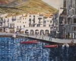 Obras de arte: Europa : España : Euskadi_Bizkaia : Bilbao : CADAQUES