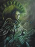 Obras de arte: America : Ecuador : Pichincha : Quito : Ausencia  a salvo