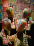 Obras de arte: America : Uruguay : Montevideo : Montevideo_ciudad : Titeres de prueba