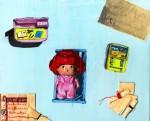 Obras de arte: Europa : Italia : Sardegna : sassari : habitación