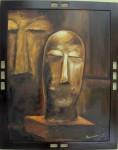 Obras de arte: America : México : Hidalgo : pachuca : inmortalizacion de los espiritus