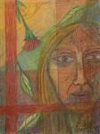 Obras de arte: America : Argentina : Buenos_Aires : ituzaingo : Mirada Otoñal