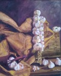 Obras de arte: Europa : España : Madrid : Madrid_ciudad : ajos