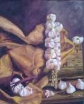 Obras de arte: Europa : Espa�a : Madrid : Madrid_ciudad : ajos