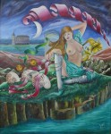 Obras de arte: America : México : Mexico_Distrito-Federal : Centro : nautilia
