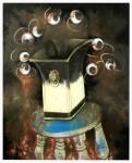 Obras de arte: America : México : Tabasco : Villahermosa : La caja de pan Dora