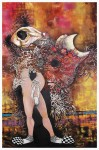 Obras de arte: America : México : Tabasco : Villahermosa : El corazón vouyerista