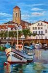 Obras de arte: Europa : Francia : Aquitaine :  : San Juan de Luz-Saint Jean de Luz