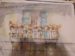 Obras de arte: Europa : España : Comunidad_Valenciana_Alicante : Novelda : Balcón