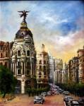 Obras de arte: Europa : España : Madrid : Las_Rozas : Gran Vía. Madrid