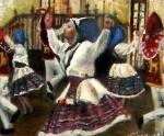 Obras de arte: Europa : Alemania : Nordrhein-Westfalen : Soest : llamerada de puno matices peruanos,