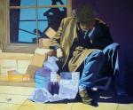 Obras de arte: Europa : España : Castilla_y_León_Burgos : burgos : El mendigo
