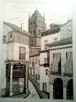 Obras de arte:  : España : Castilla_y_León_Palencia : palencia : pueblo de dueñas (Palencia)
