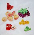 Obras de arte: Europa : España : Catalunya_Barcelona : Barcelona : Frutas 4