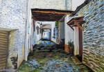 Obras de arte:  : España : Comunidad_Valenciana_Alicante : alicante_ciudad : CAL Y MADERA