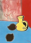 Obras de arte: Europa : Francia : Nord-Pas-de-Calais : LONGUENESSE : Nu aux deux citrons