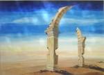 Obras de arte: Europa : España : Andalucía_Almería : Mojacar : Petersdom