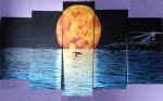 Obras de arte: America : Chile : Region_Metropolitana-Santiago : Renca : Faro de la isla Quiriquina