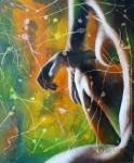 Obras de arte: America : Colombia : Santander_colombia : Bucaramanga : ESPECTADORA