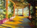 Obras de arte: America : El_Salvador : San_Salvador : San_Salvador_capital : jardines de piquio