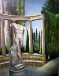 Obras de arte: Europa : España : Andalucía_Granada :  : el Patio de Baco