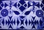 Obras de arte: America : Argentina : Cordoba : Cordoba_ciudad : DE LA SERIE ANTIFACES EN AZUL