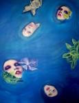 Obras de arte: America : Argentina : Cordoba : Cordoba_ciudad : LAS OPHELIAS
