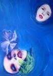 Obras de arte: America : Argentina : Cordoba : Cordoba_ciudad : LAS OPHELIAS -DETALLE-