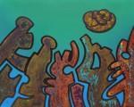 Obras de arte:  : México : Queretaro_de_Arteaga : Centro-Queretaro : ARRECIFE