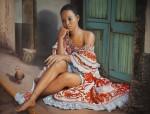 Obras de arte: America : Panamá : Panama-region : Panamá_centro : Añoranza