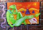 Obras de arte: America : México : Chihuahua : ciudad_juarez : SACERDOTISA