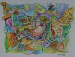 Obras de arte:  : Costa_Rica : San_Jose : Moravia : CONSUMISMO SUICIDA