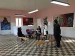 Obras de arte: Europa : España : Galicia_Lugo : lugo_ciudad : Exposición Entolearte