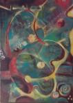 Obras de arte: America : Argentina : Buenos_Aires : Tigre : Pelota Paleta