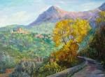 Obras de arte:  : España : Islas_Baleares : palma_de_mallorca : desde el camino