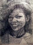 Obras de arte: America : Argentina : Buenos_Aires : Ciudad_de_Buenos_Aires : La Mujer del Nepal
