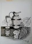 Obras de arte:  : Espa�a : Castilla_y_Le�n_Palencia : palencia : LA CATA DEL VINO