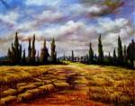 Obras de arte: Europa : España : Madrid : Las_Rozas : Campos de verano