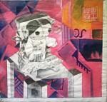 Obras de arte:  : México : Mexico_Distrito-Federal : Ciudad_Satelite : china poblana no es ?_