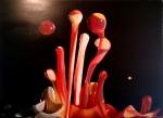 """Obras de arte: Europa : España : Murcia : cartagena : """"Brotes2"""""""