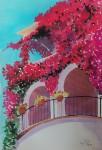 Obras de arte:  : España : Andalucía_Almería : Mojacar : el torreon