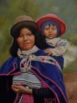 Obras de arte:  : Colombia : Antioquia : Medellin : Madre Guambiana