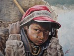 Obras de arte:  : Colombia : Antioquia : Medellin : Niño Minero