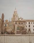 Obras de arte: Europa : España : Murcia : cartagena : Martillo y torre de Murcia.