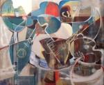Obras de arte: America : Argentina : Buenos_Aires : Tigre : Los colores de la música