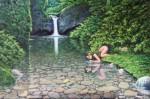 Obras de arte: Europa : España : Catalunya_Barcelona : Cervelló : Agua y vida