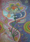 Obras de arte:  : España : Madrid : fuenlabrada : La Flor